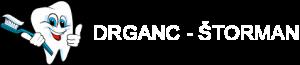 Zobozdravstvo  Drganc Štorman Logo